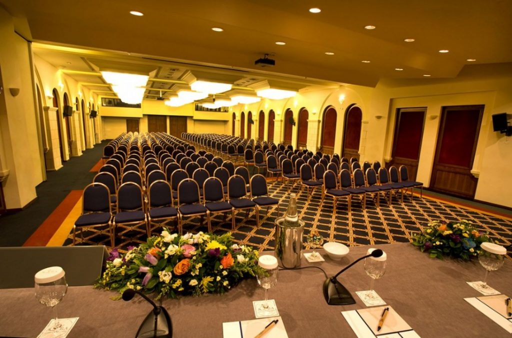 request a conference or event room - Aquila Atlantis hotel