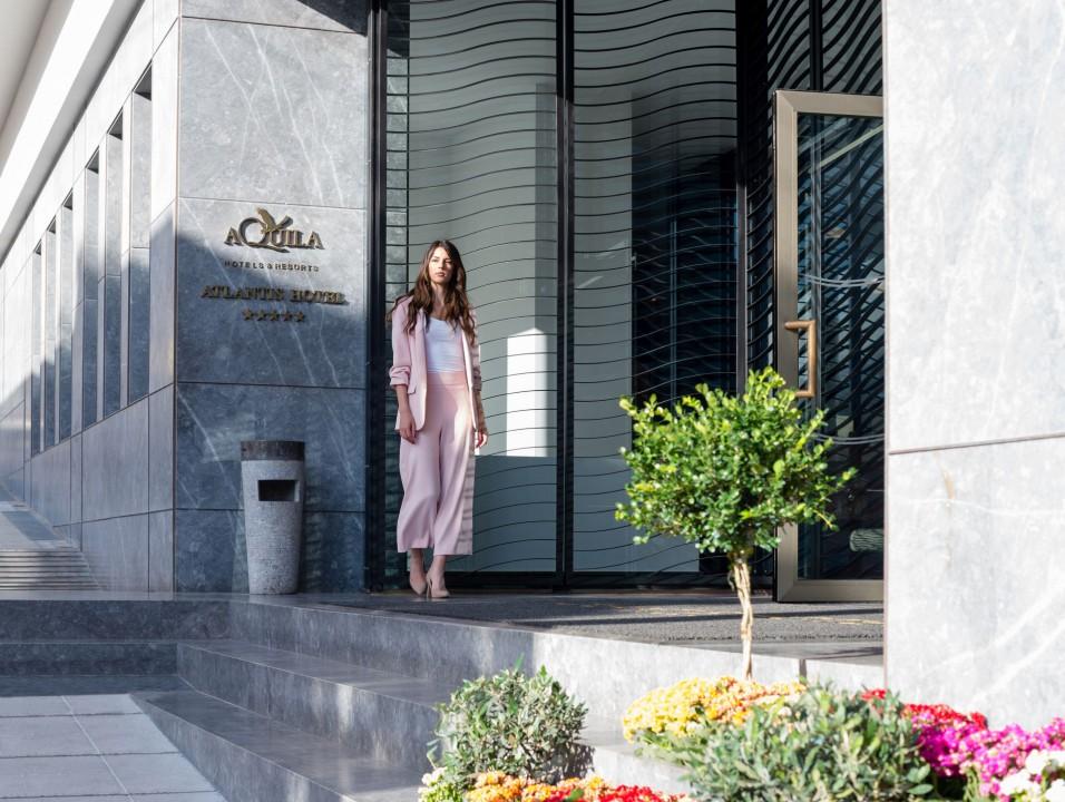 AQUILA ATLANTIS HOTEL – EXTERIOR