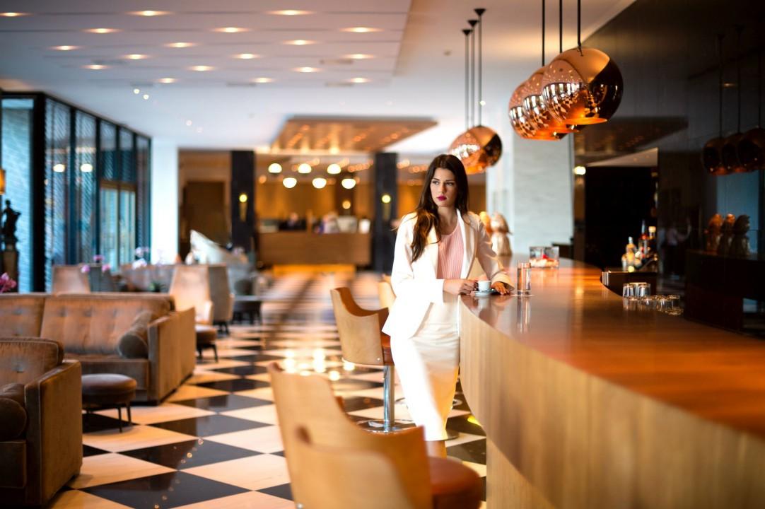 AQUILA ATLANTIS HOTEL – LOBBY AREA